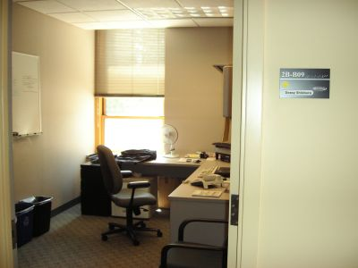 Dossy's old office in White Plains, NY, #1