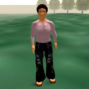 Dossy Shamroy in Second Life